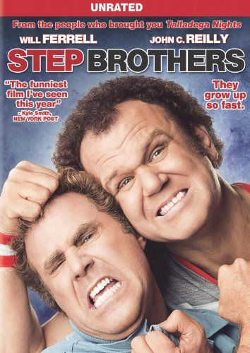 Robot Check Step Brothers Will Ferrell Video On Demand