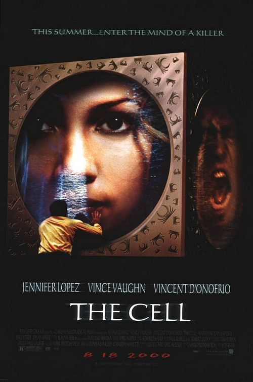 The Cell Movie Poster 7 The Cell 2000 Movie Posters The Cell