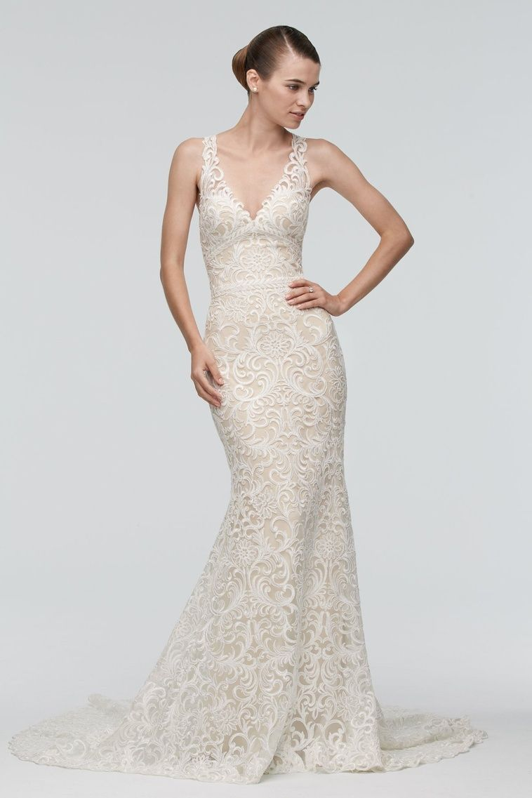 Cute wedding reception dresses for the bride  Georgia Style  B Watters collection  Noivas  Pinterest