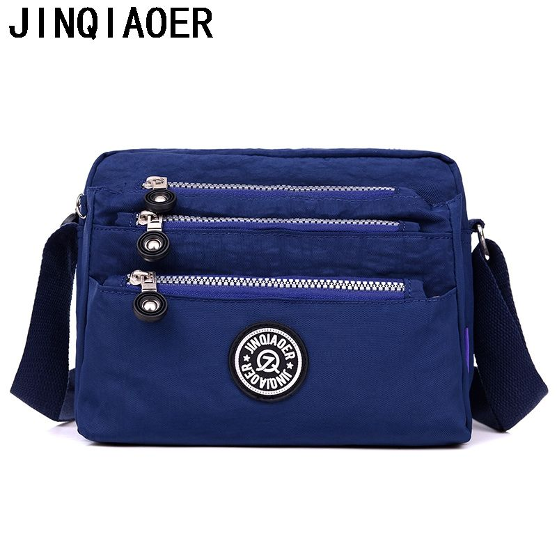 Fashion Womens messenger bags Waterproof Nylon purses and Handbags Female  Crossbody Bags style shoulder hand bags 2151ccdd879fd