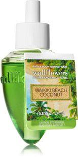 Waikiki Beach Coconut Wallflowers Fragrance Refill Home