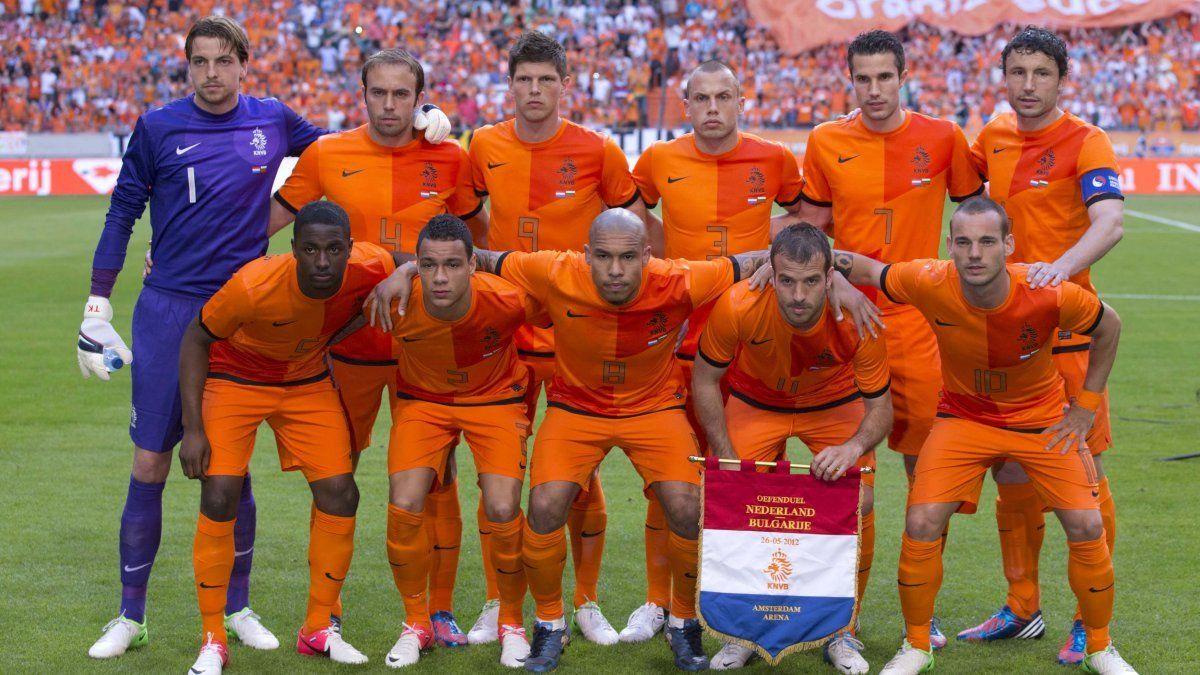 UEFA Euro 2012, group B The Netherlands! Euro 2012