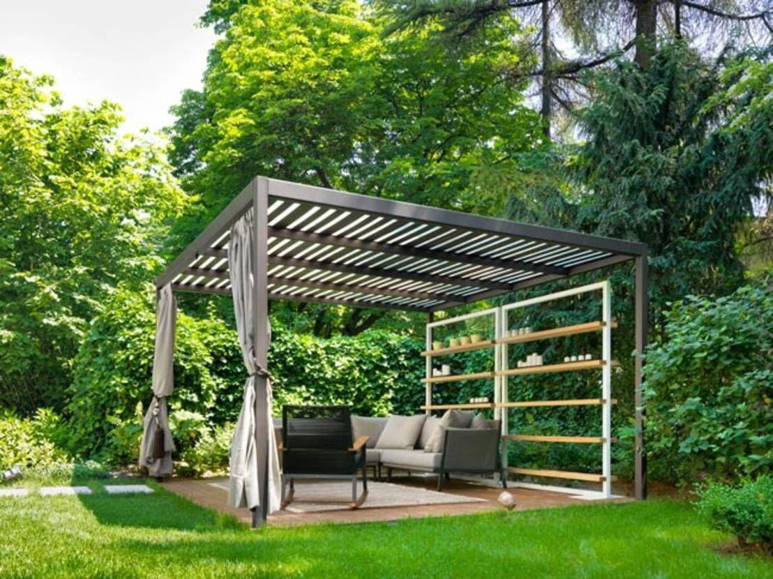 Tipi di tettoia in ferro e pergolato idee casa