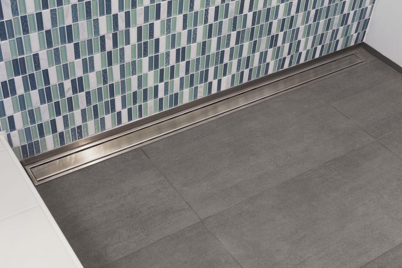 Kerdi Line Com Imagens Banheiro