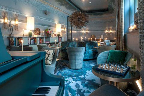 Jean-Louis Deniot Has Created a Dramatic New Paris Hotel — 1stdibs Introspective