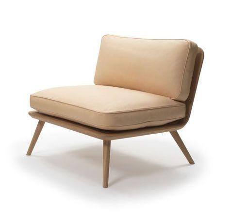 Moderner Kamin Sessel (Skandinavisches Design) SPINE LOUNGE By Space  Copenhagenu2026 Archiexpo.de