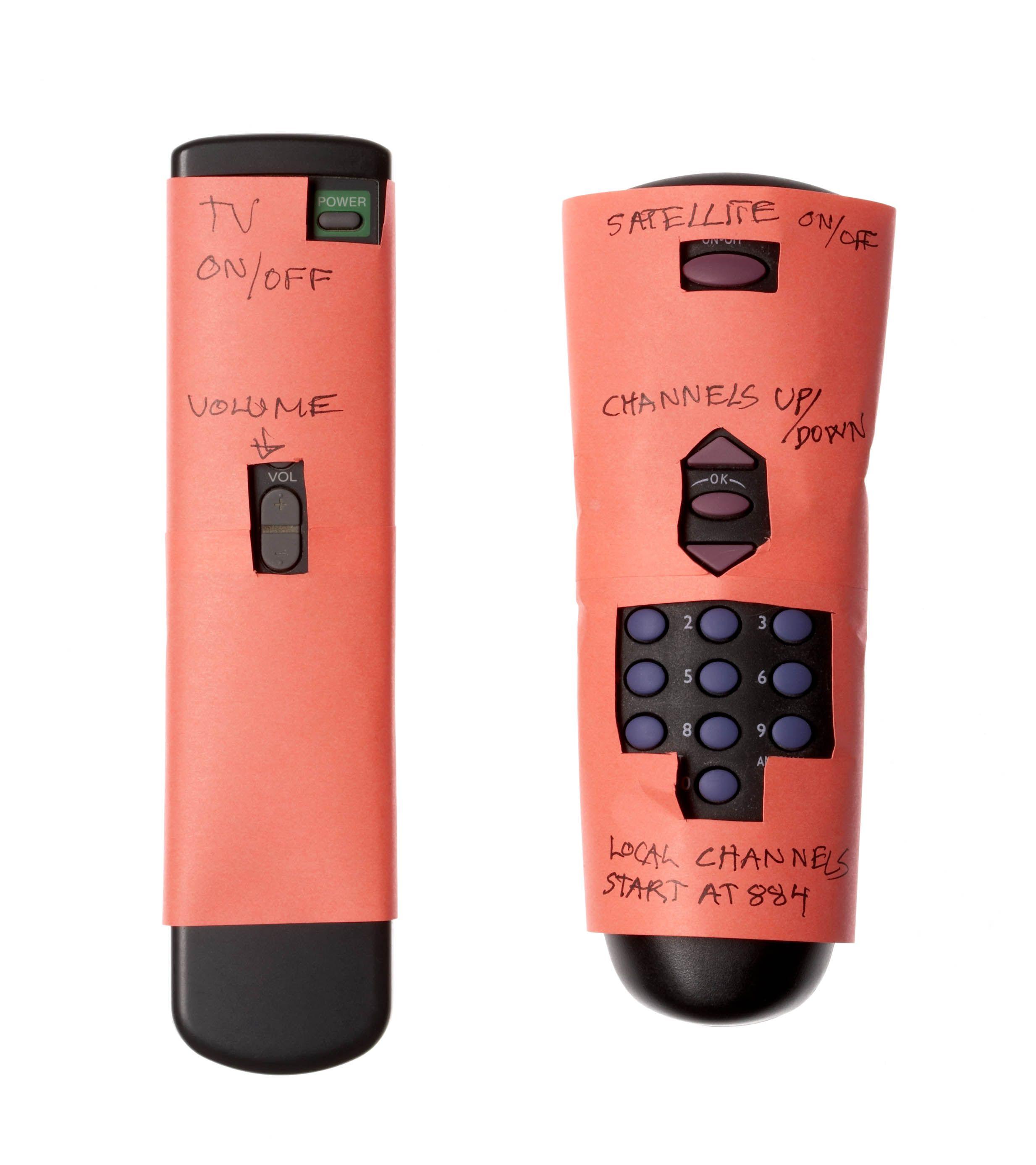 TV remote hack. Photo by Nicolas Zurcher, http//www