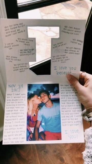 4 creativas cartas hechas a mano para enamorados
