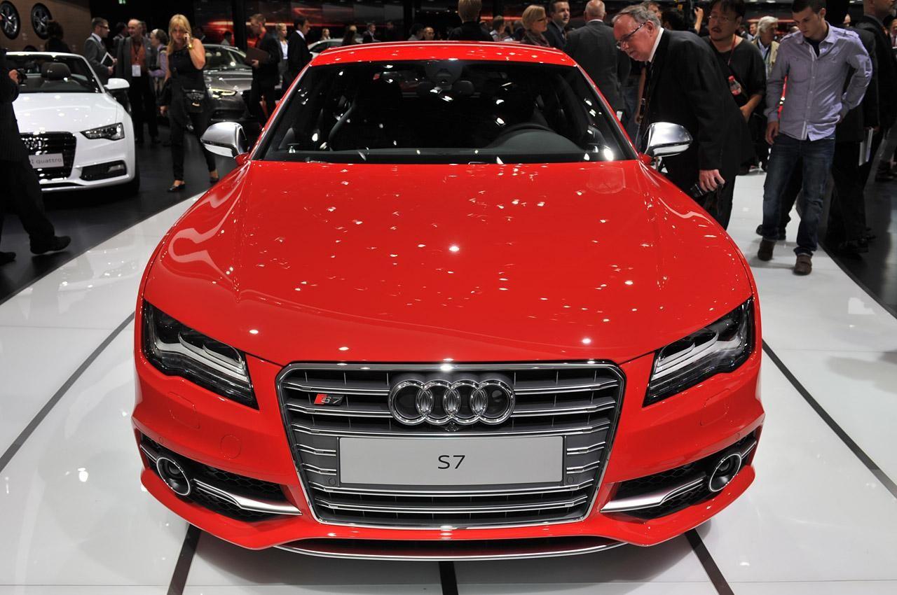 Audi S7 2012го модельного года Audi, Perfect photo, Car