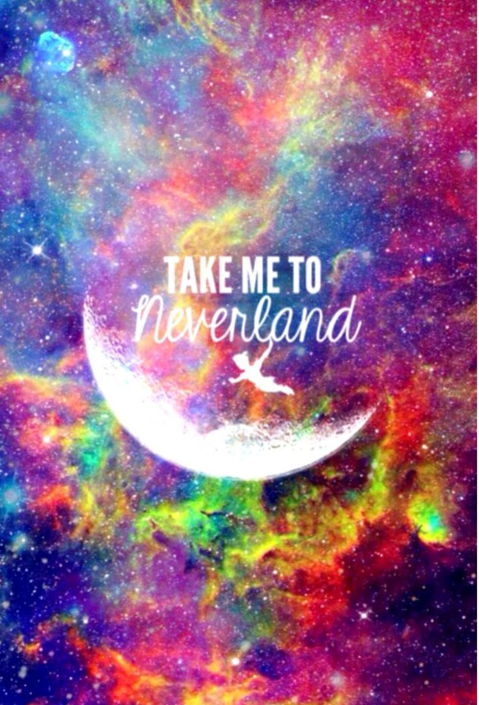 Take Me To Neverland Wallpaper Listen To The Song Neverland By