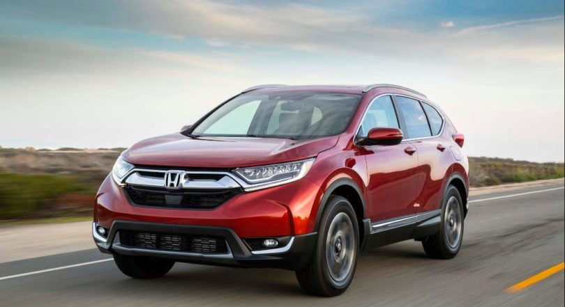2019 Honda Cr V Price Mobil Baru Mobil Suv