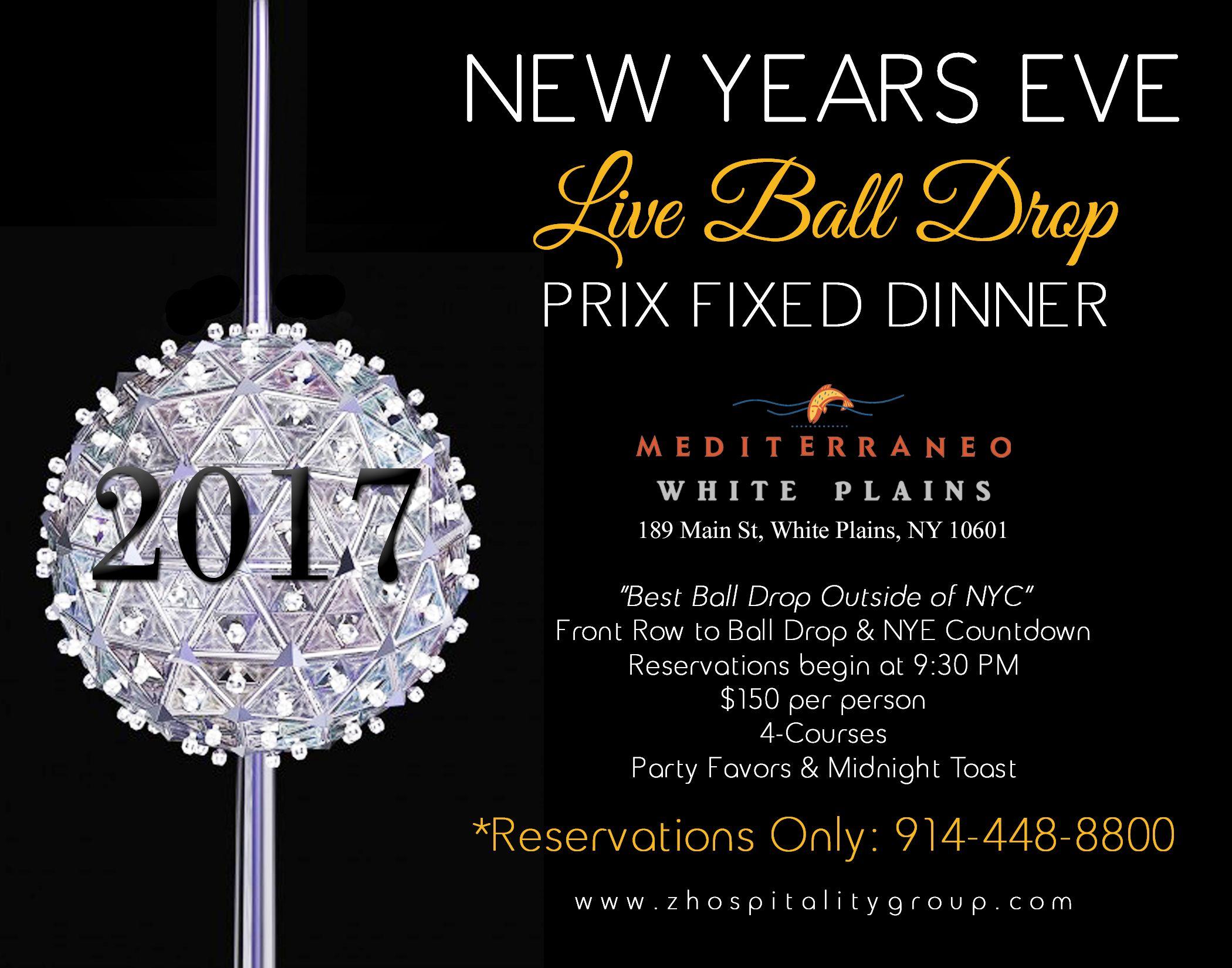 New Restaurant Event Marketing NYE Event marketing