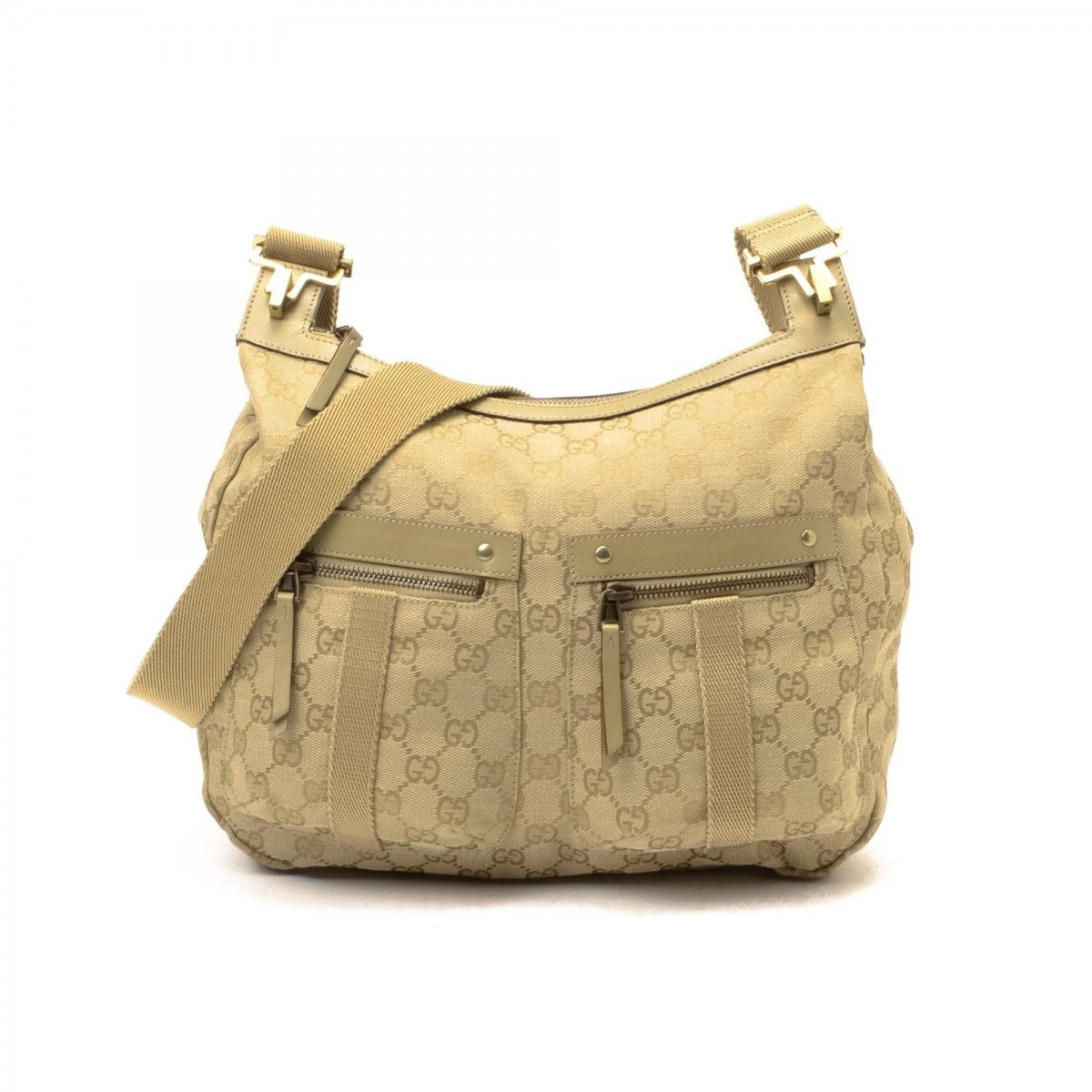 b3e1ebdd249 Gucci Crossbody Bag GG Canvas