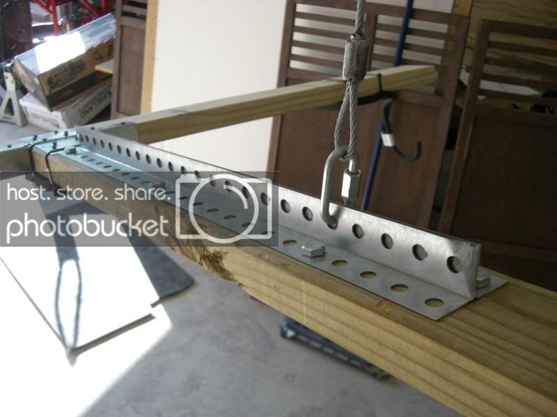 Hard top hoist from 2x4's! DIY for cheap! ) JKForum