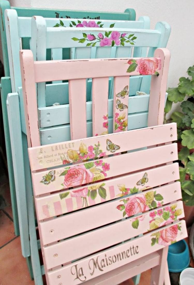 Vintage im Garten selber gestalten | Shabby | Pinterest | Gestalten ...