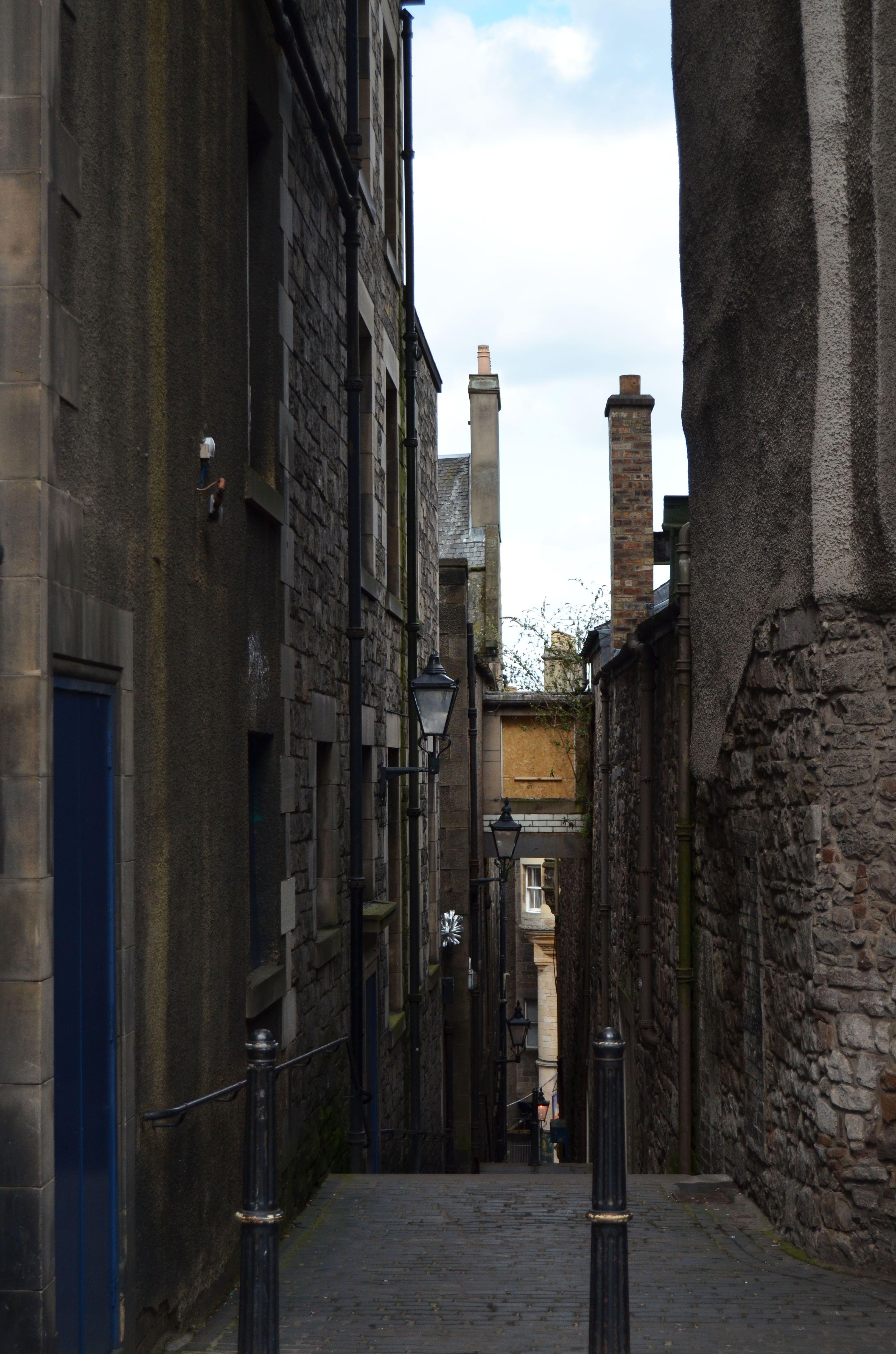 Callejón Edimburgo