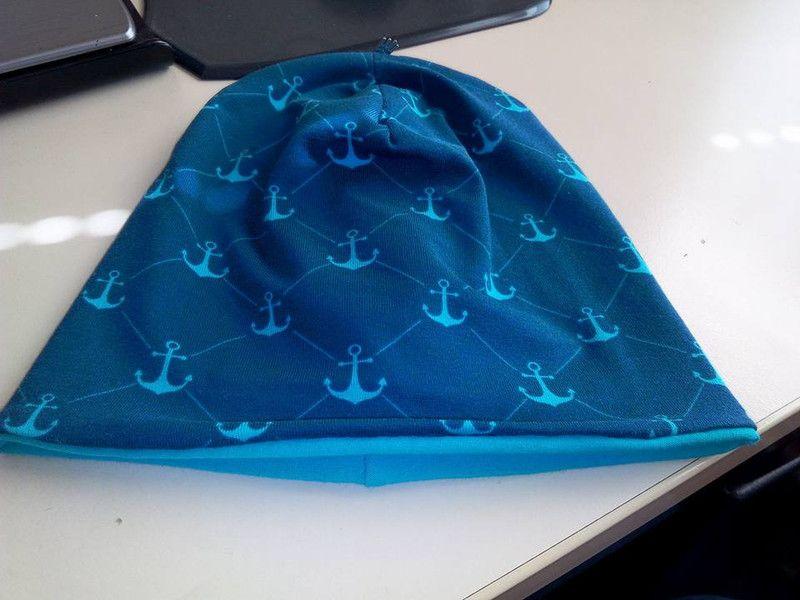 Mützen - Kindermütze, Kinderbeanie - ein Designerstück von zwergenlandkraul bei DaWanda