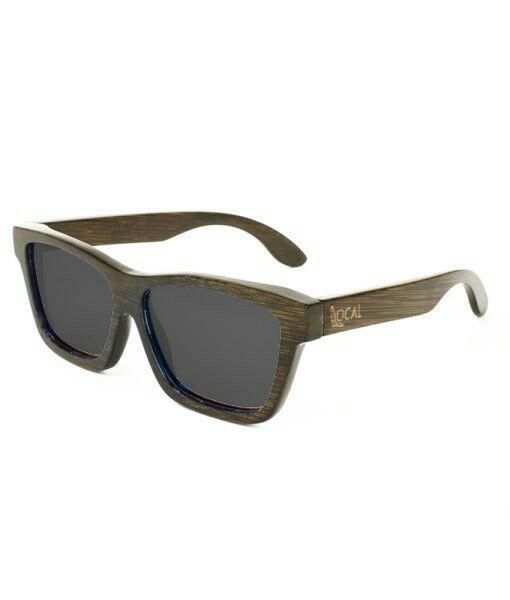 33f1a03aa8 Wooden sunglasses! Badass birthday present I think. Local FL brand I m in  love!