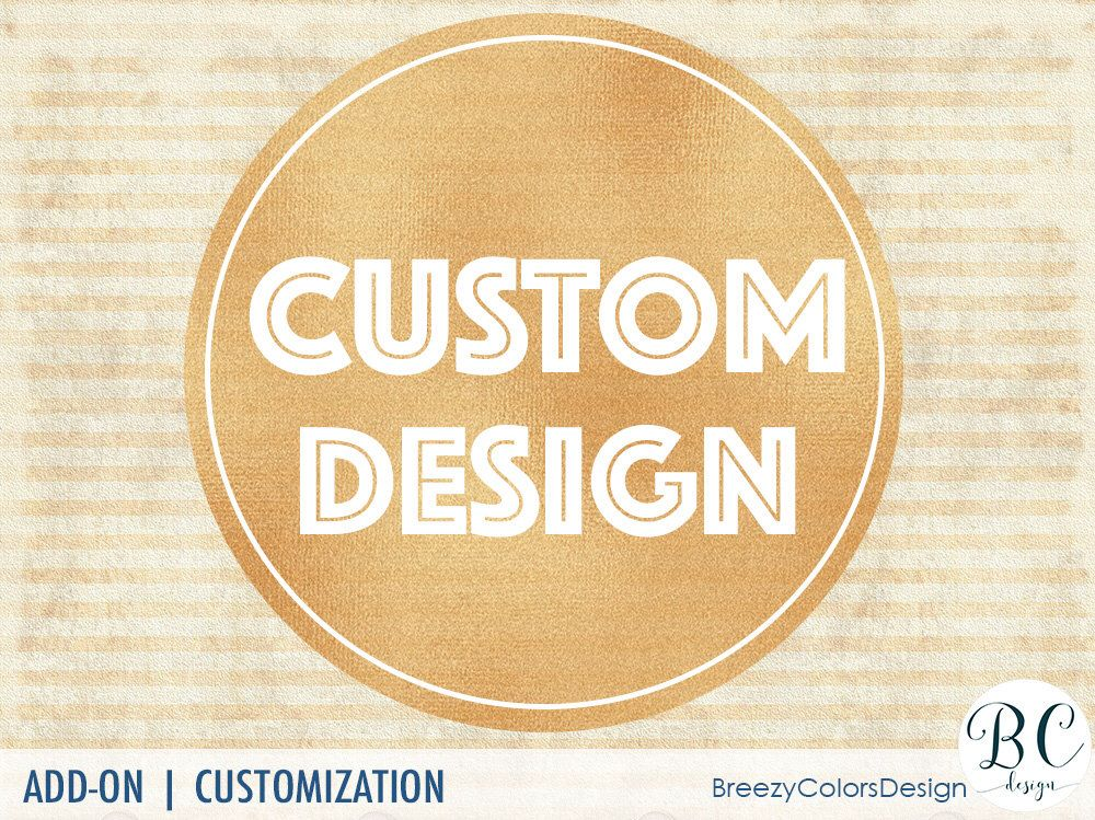 Custom Order Customization Help For Printable Order Form Template