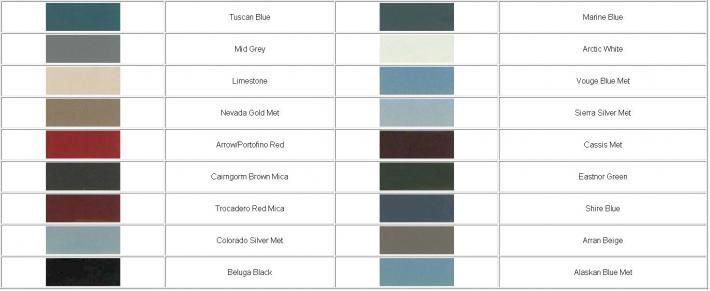 Colour Chart 2 Jpg  710 U00d7291   With Images