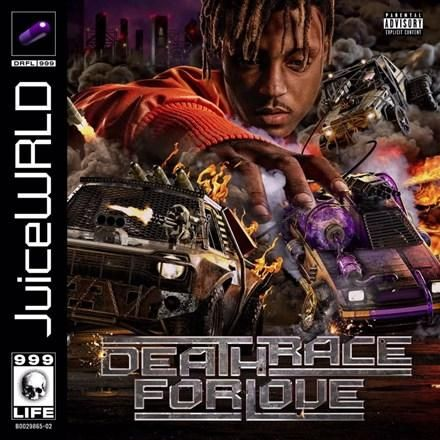 Juice WRLD - Death Race for Love Vinyl 2LP