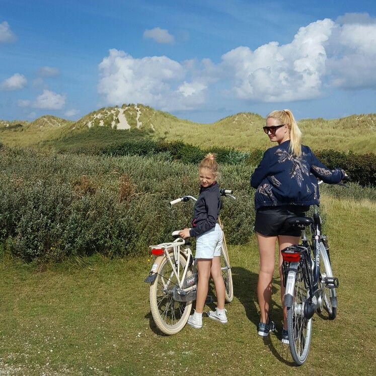 Ameland by bike