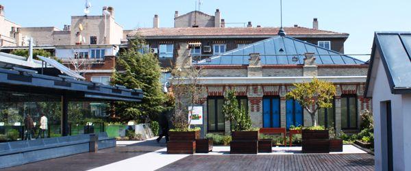 La Casa Encendida Cultura Y Terraza En Lavapiés Casa