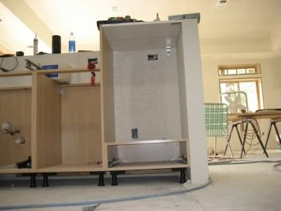 How To Install A Raised Dishwasher In Ikea Cabinets Kjokken