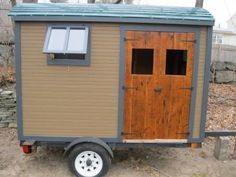 5x8 Tiny House Google Search Small Campers Diy Camper