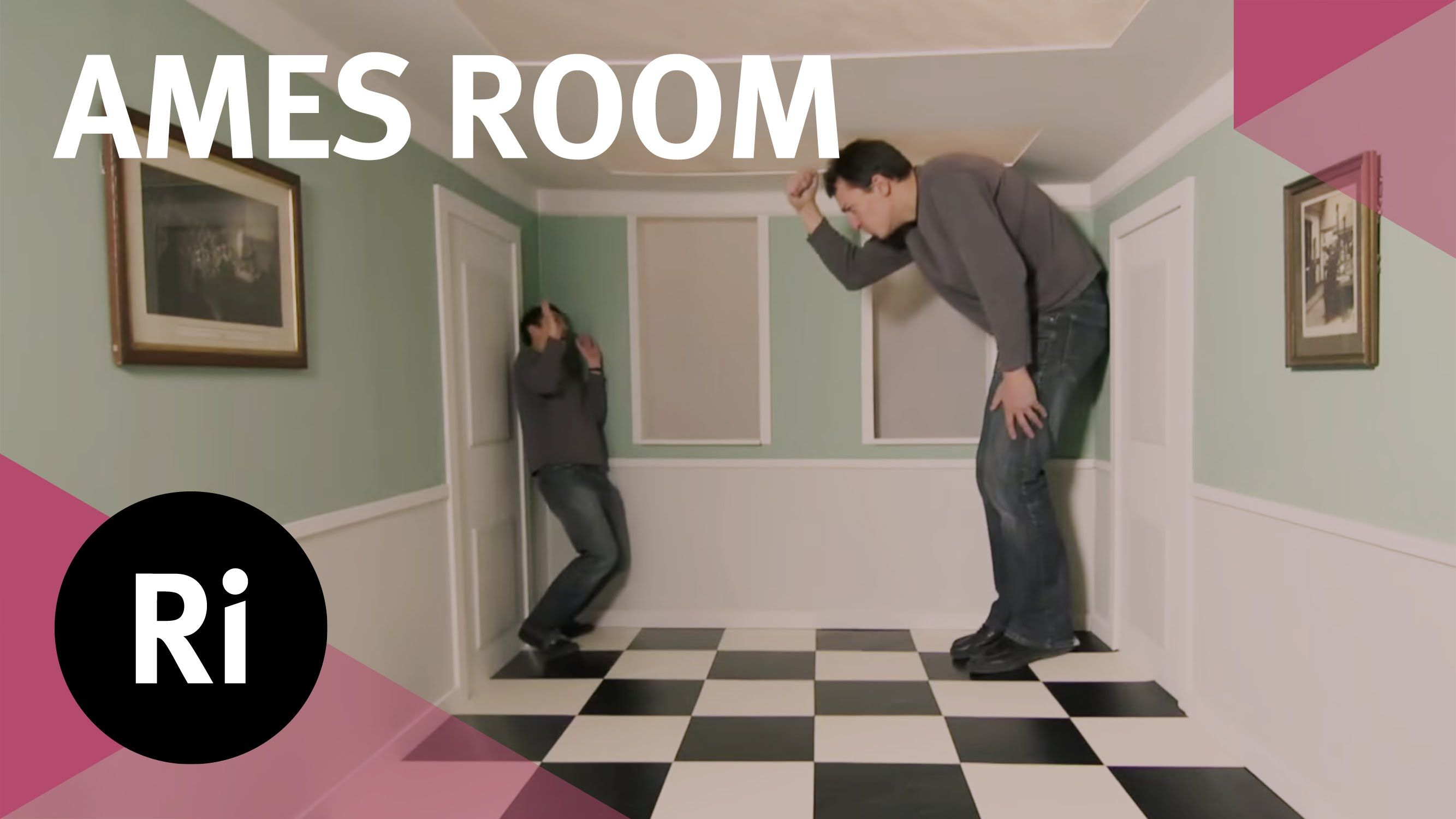 tales from the prep room the ames room mathematics b in 2019 rh pinterest com