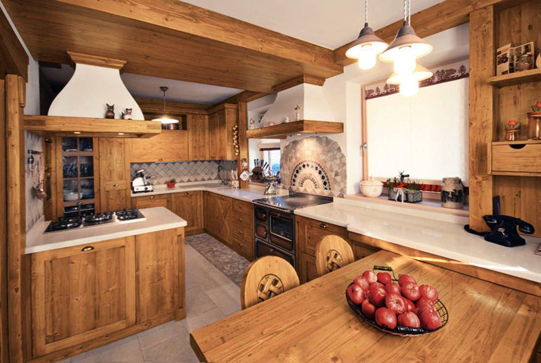 Quieres diseñar una cocinas estilo rústico? Encuentra ideas en ...