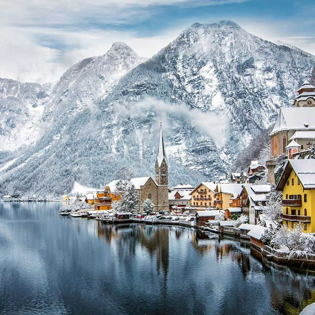 This Picturesque Village Which Is Said To Have Inspired
