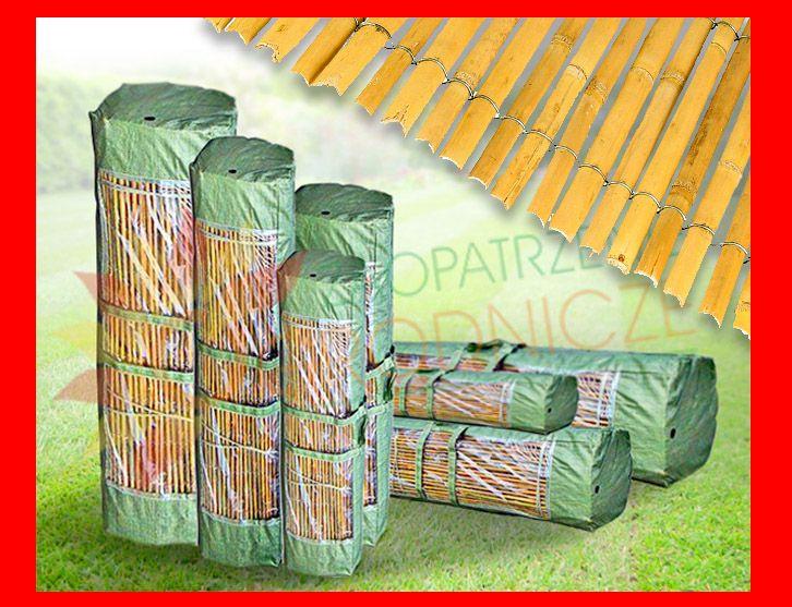 Mata Bambusowa 1 8 X 5 M Maty Oslonowe Bambusowe 6051220472 Oficjalne Archiwum Allegro Texture Crafts Wood