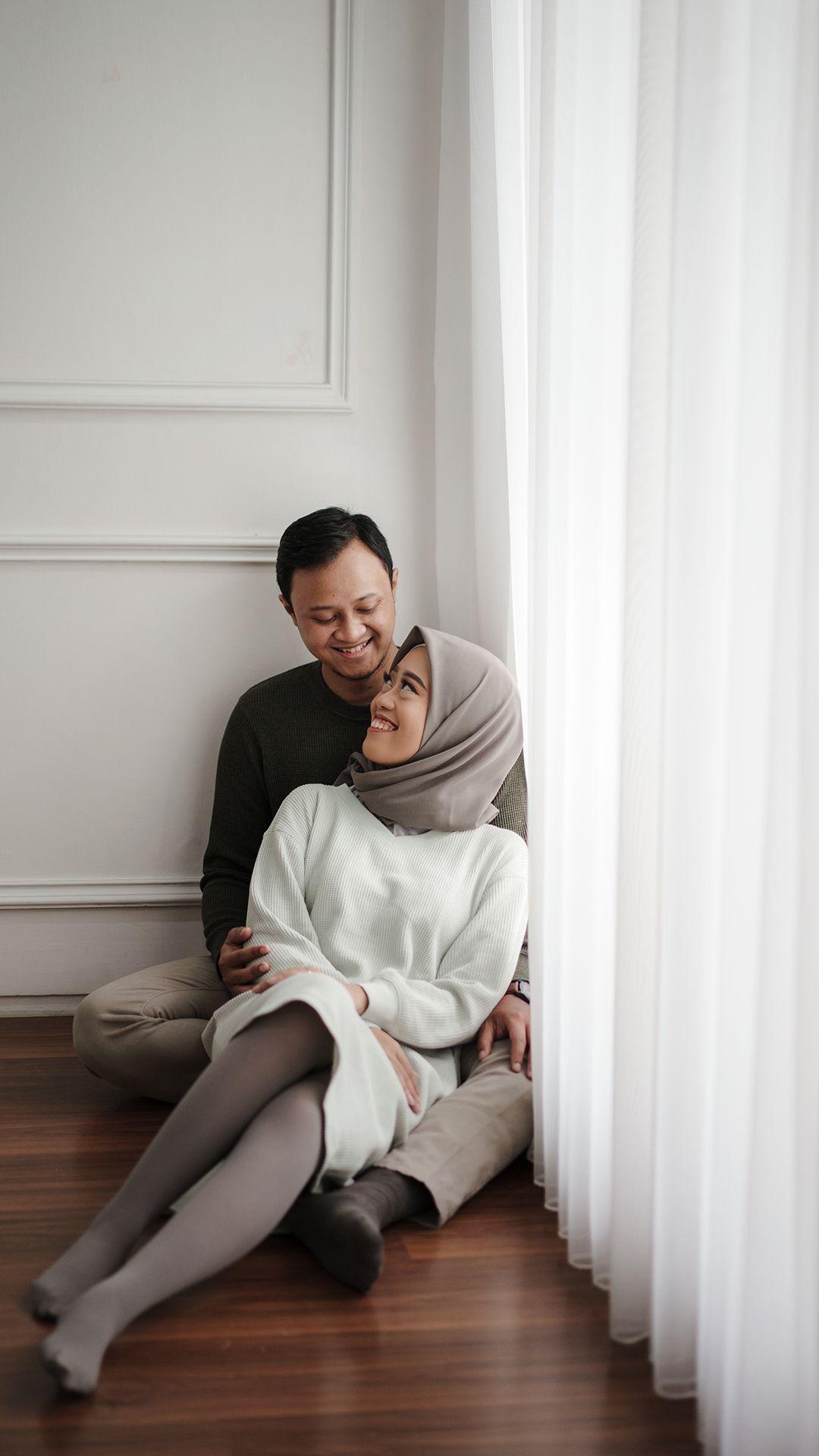 Prewedding Hijab Studio Prewedding Hijab Pre Wedding Hijab