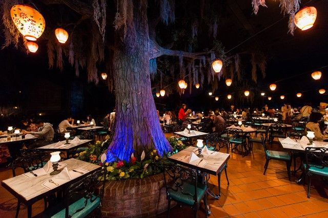 Blue Bayou Restaurant Review Disney Parks Disneyland