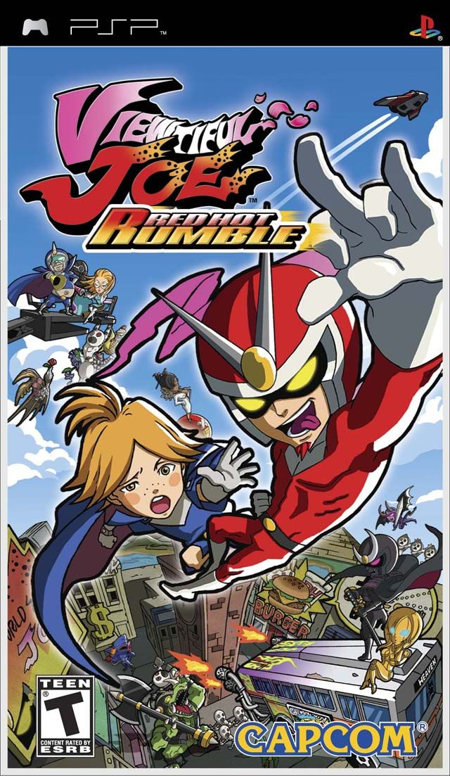 Viewtiful joe ps2 iso