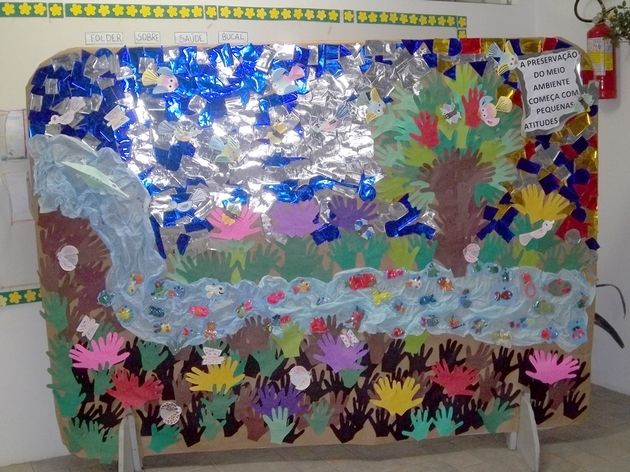 Well-known meio ambiente reciclagem educação infantil - Pesquisa Google  OB93