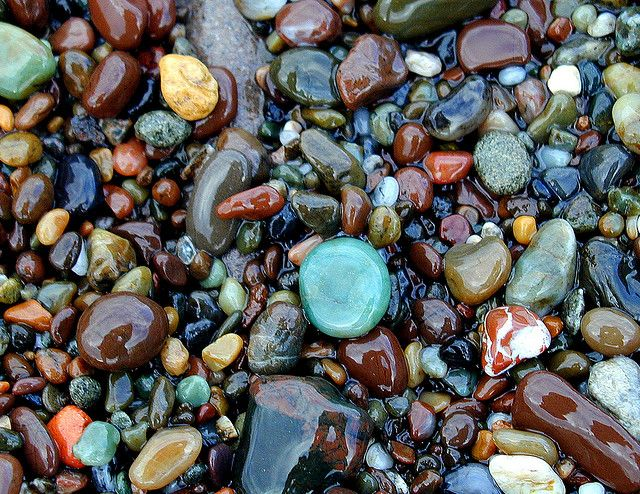 Cambria Beach Stones In 2020