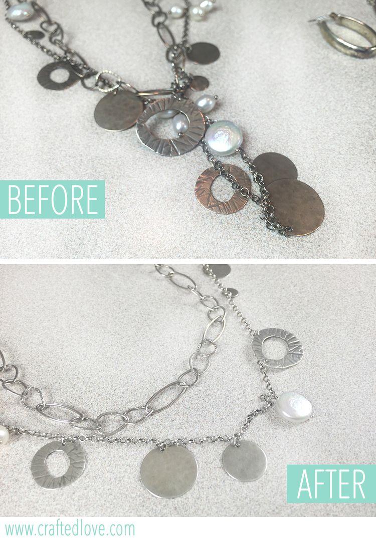 How To Clean Pandora Bracelet Tarnished Arxiusarquitectura