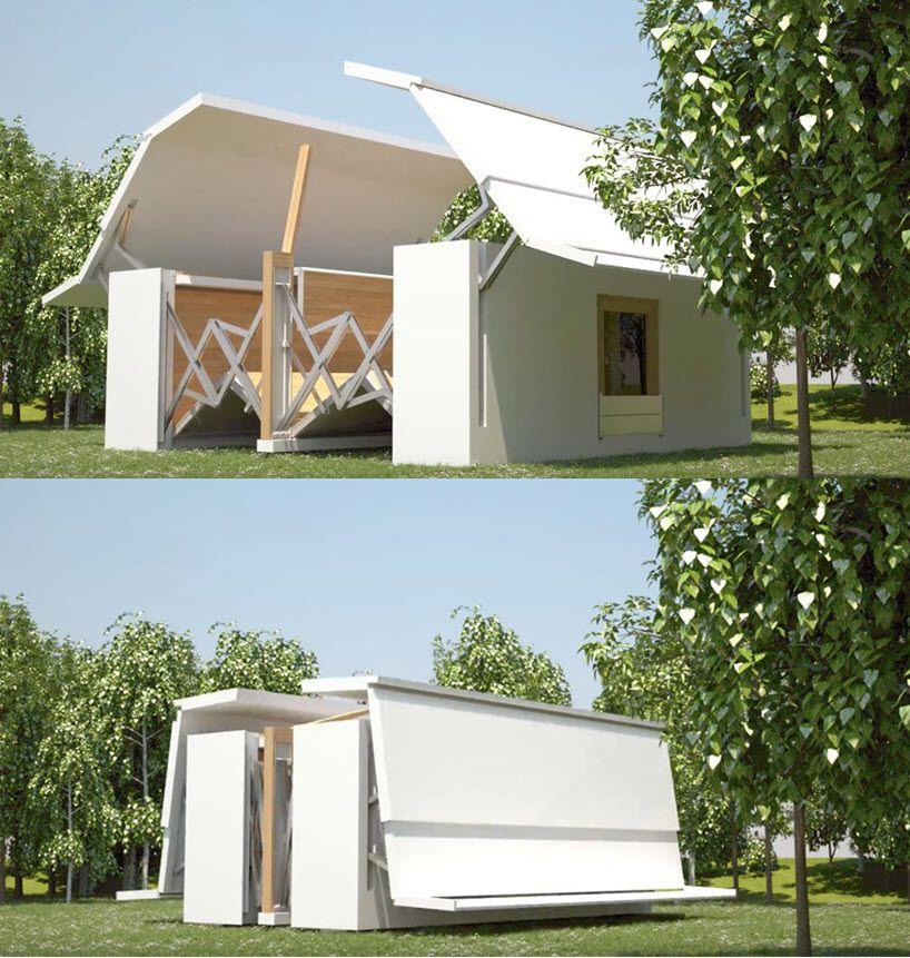 Dise os de casas prefabricadas en 10 minutos con nuevo - Casas prefabricadas por modulos ...
