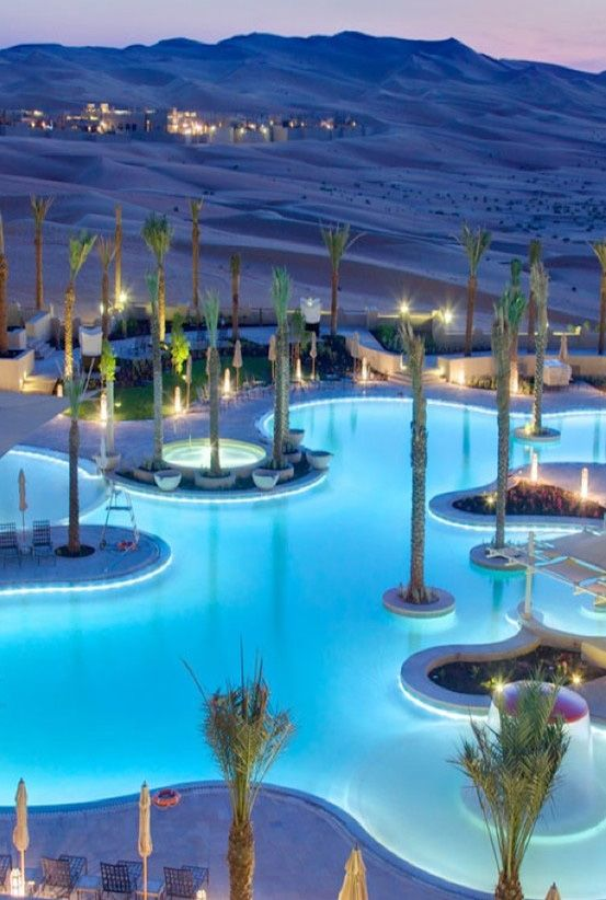 Brilliant Outdoor Pool Abu Dhabi Amazing Swimming Pools