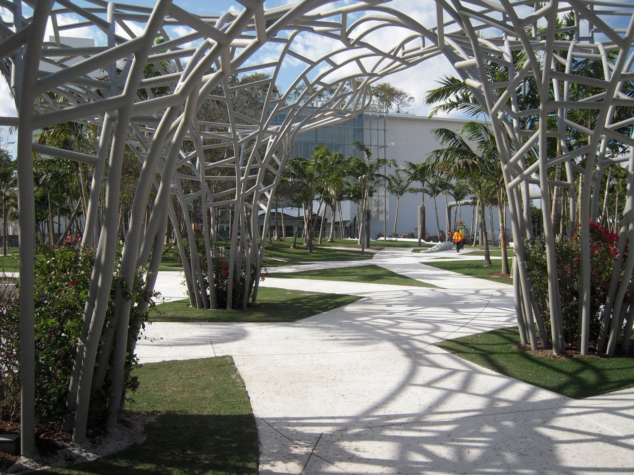 Gallery of Miami Beach Soundscape  West 8  14  Miami Beach SoundscapeCourtesy of west 8 urban design  landscape architecture