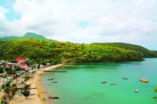 explore-the-earth:    Anse la Raye, St. Lucia