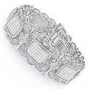 Hip Hop Bracelets 14k Gold Mens Diamond Bracelet 22ct Hiphopbraceletdiamond Gold14kjewelry Gold14kbracelet