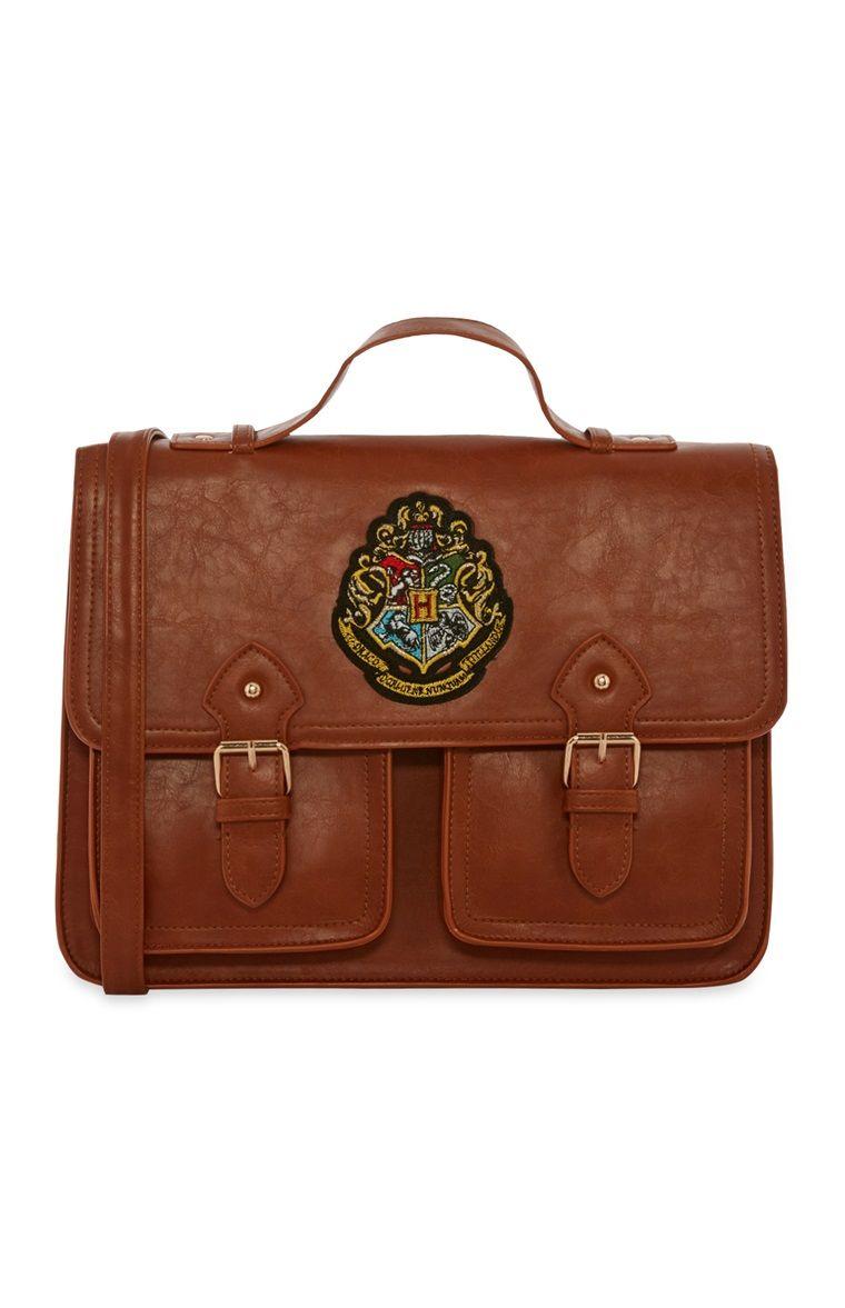 Primark - Favourites- Harry Potter brown satchel  7c99d8e5cc6ae