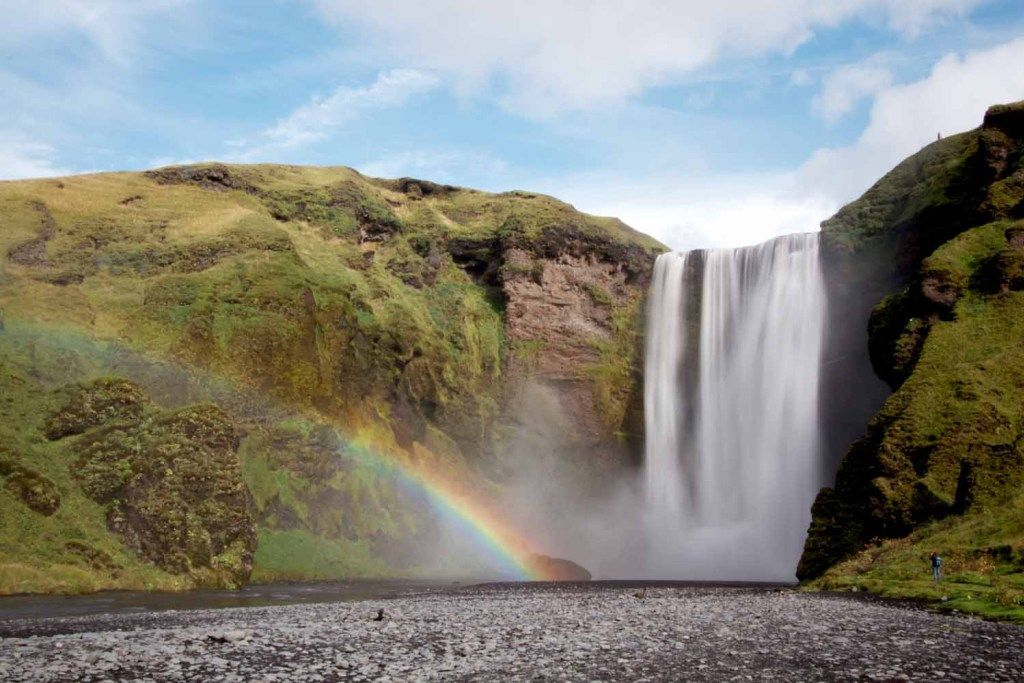 Skógafoss - Iceland