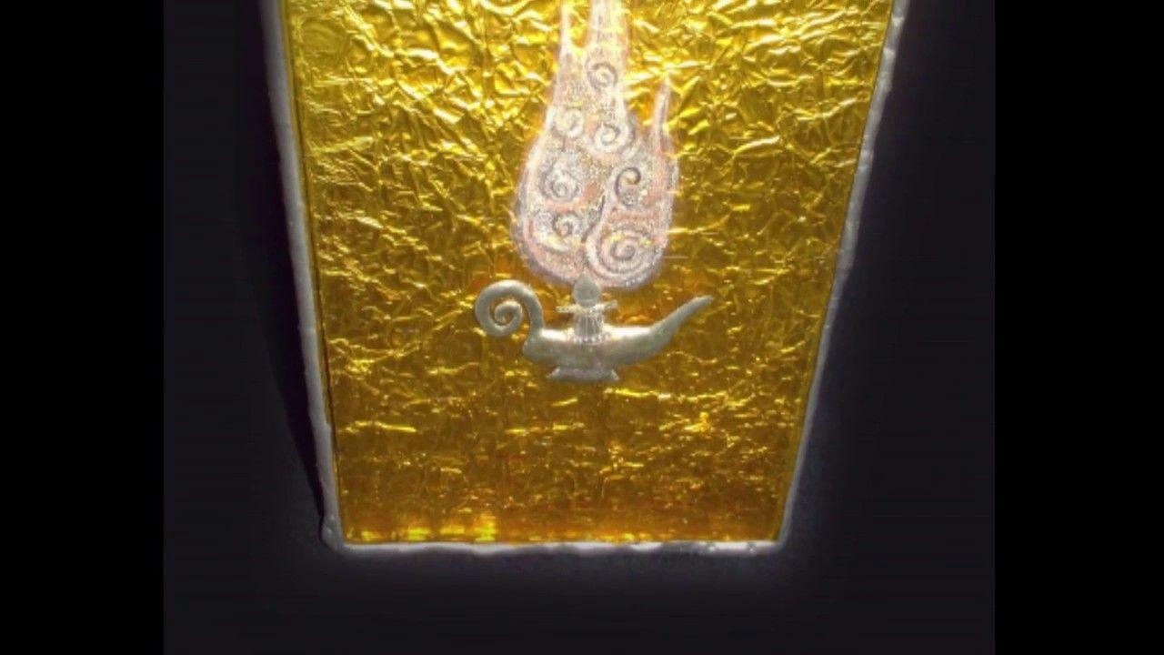 Aladdin's majic lamp kaleidoscope 万華鏡「アラジンの魔法のランプ」