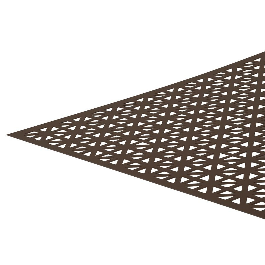 Hillman 12 In X 24 In Aluminum Decorative Sheet Metal Lowes Com Aluminum Sheet Metal Decorative Sheets Sheet Metal