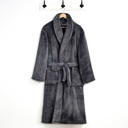 Extra-Fluffy Plush Robe - a furry 3328fa70f