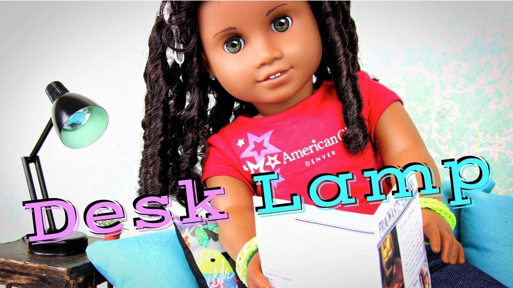 by request: This Fun, Fabsome and Easy craft is perfect for any size doll. Enjoy and Happy Crafting! Official Website: http://www.createsomethingfabulous.com...